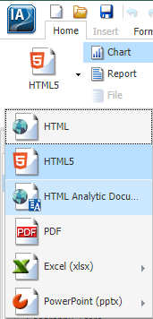 Overview of In-Document Analytics (8206) | WebFOCUS KnowledgeBase