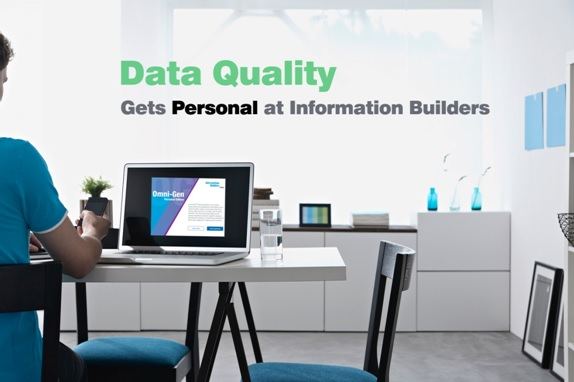 Data Quality Gets Personal at Information Builders function